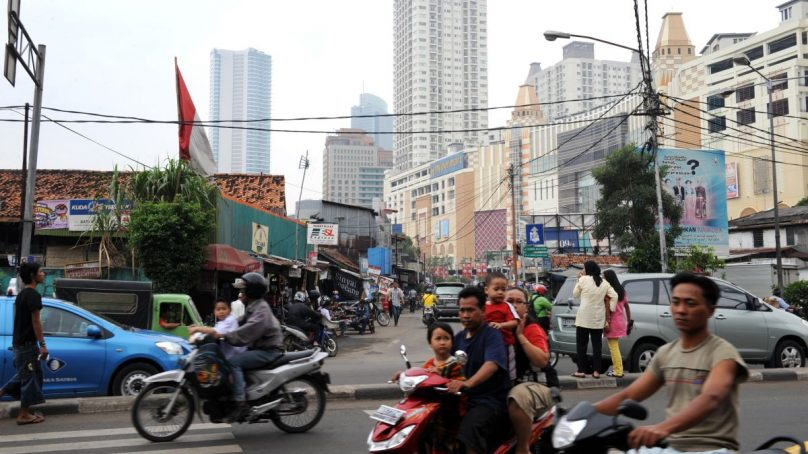 Indonesia's capital is sinking and it is not a good sign!