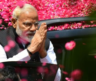 Modi wins Indian elections by a landslide, secures position as PM