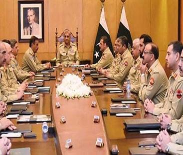 Pakistan 'on positive trajectory of peace and development', says COAS