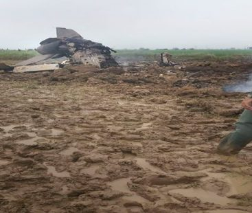 India's another MiG-21 crashes in Gwalior