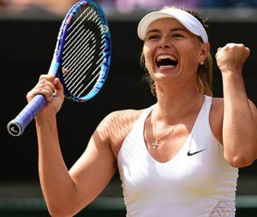 Tennis star Sharapova announces retirement
