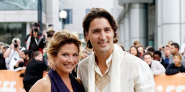 Canadian Prime Minister Justin Trudeau's wife diagnosed with coronavirus