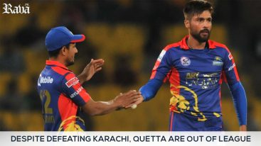 Despite defeating Karachi, Quetta are out of league