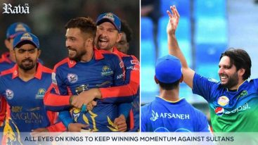 All eyes on Kings to keep winning momentum against Sultans