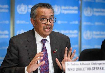WHO dubs coronavirus 'a pandemic'