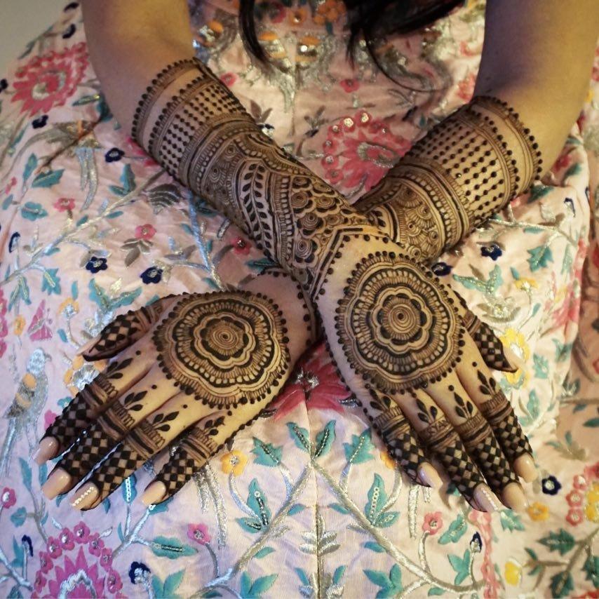 New Mehndi Designs