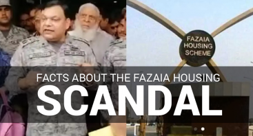 Facts about the Fazaia Housing Scandal