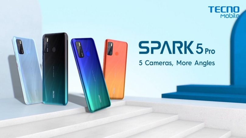 TECNO SPARK 5 ProSeries Review: Your Choice of 2020