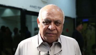 Seasoned Baloch leader Senator Hasil Bizenjo passes away