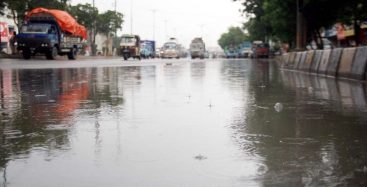 Rain forecast in Karachi from Friday to Sunday