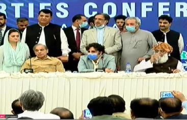 Opposition alliance against PM Imran Khan