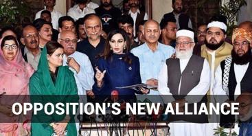 Opposition's new alliance