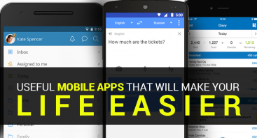 Useful Mobile Apps That Will Make Your Life Easier