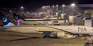 PIA flights to Saudi Arabia suspended