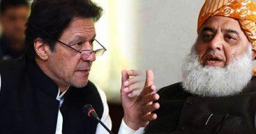 Fazlur Rehman must surrender before NAB: PM Imran Khan