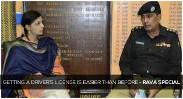 Getting a driver's license is easier than before – Rava Special