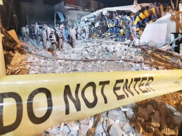 At least 35 injured, 8 killed in blast at Karachi ice factory