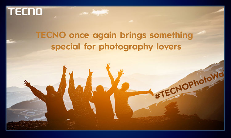 Gear up Lahore for the exciting #TECNOPhotoWalk