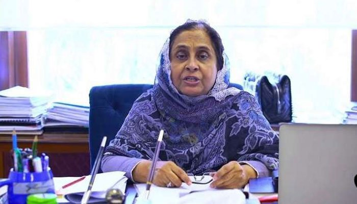 Sindh health minister Dr. Azra Pechuho chairs meeting on communicable diseases