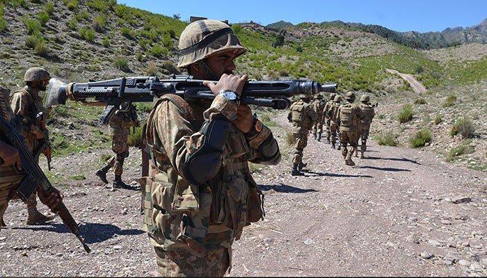 Security forces kill four terrorists in N Waziristan: ISPR