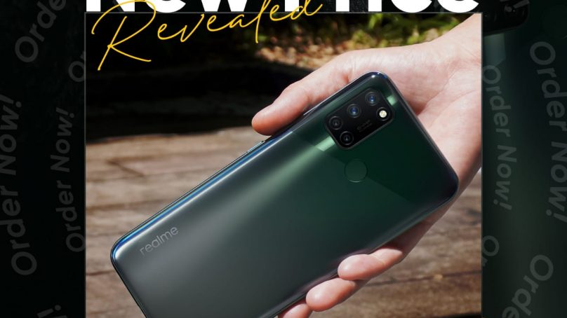 realme 7i with 64 MP quad camera is now available at discounted price