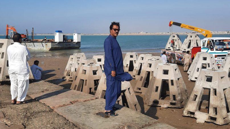 WWF-Pakistan hails Balochistan govt's efforts for setting up first artificial reef near Jiwani
