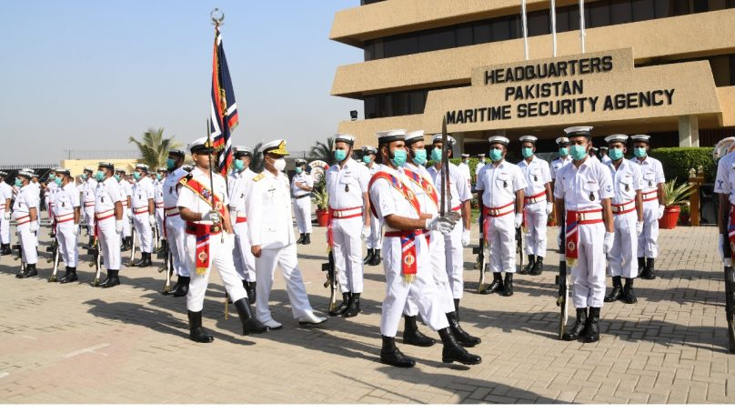 Naval Chief visits PMSA Headquarters Karachi today