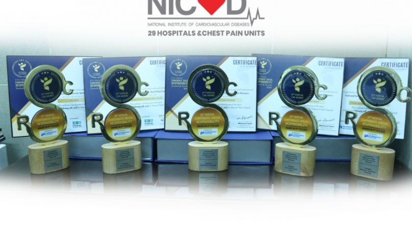 NICVD Healthcare Network to be Bestowed 10 Awards for Its Social Responsibility Summit