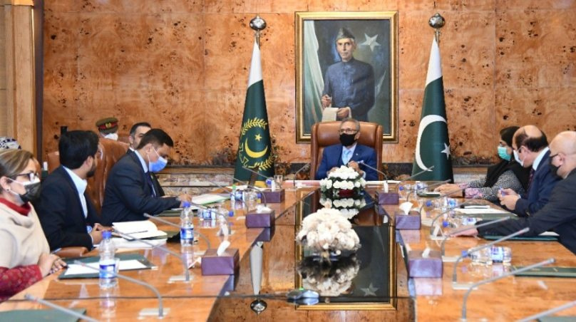 Reckitt Benckiser meets the President of Pakistan; reiterates commitment to a healthier and cleaner Pakistan