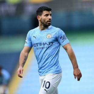 Sergio Aguero announces departure from Manchester City