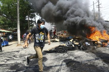 Bloodshed in Myanmar, activists ask the ethnic group to help