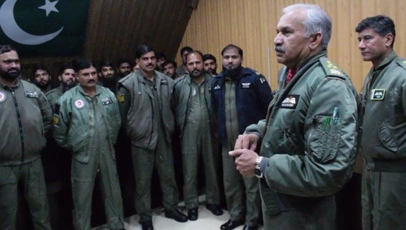 Operation Swift Retort: PAF releases new national song