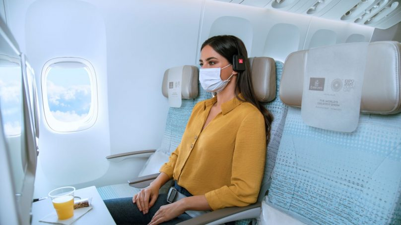 Emirates offers more space and privacy in its Economy class