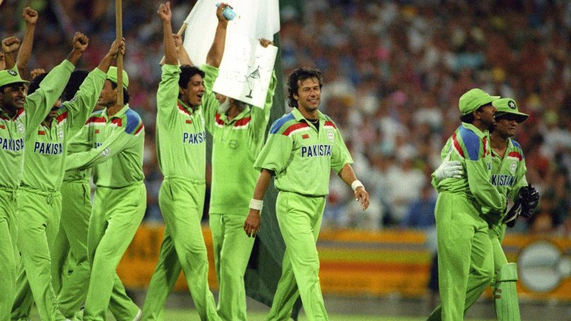 29 years to Pakistan's World Cup triumph