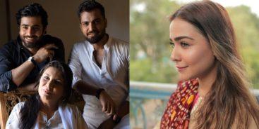 Sakina Samo's new film casts Sheheryar, Humaima, and Asad