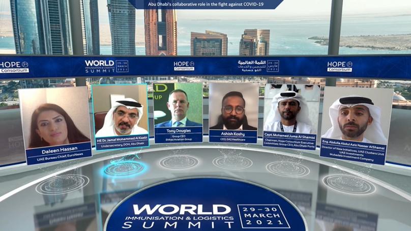 Top healthcare leaders speak at The World Immunization & Logistics Summit