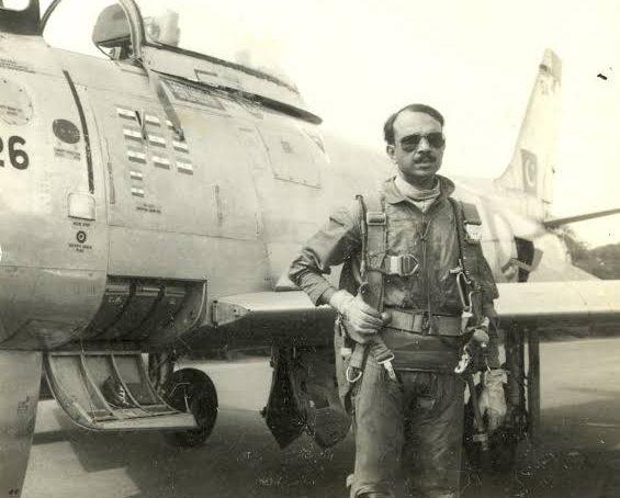 PAF remembers  war hero Air Commodore Mohammad Mahmood Alam