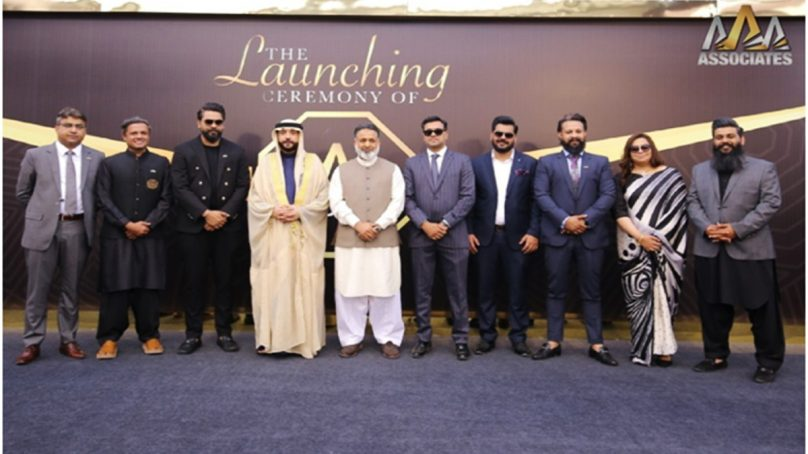 AAA Associates launch new real estate project in Bahria Town, Rawalpindi