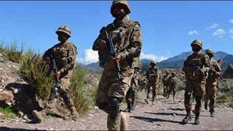 Security forces kill four terrorists killed in two operations