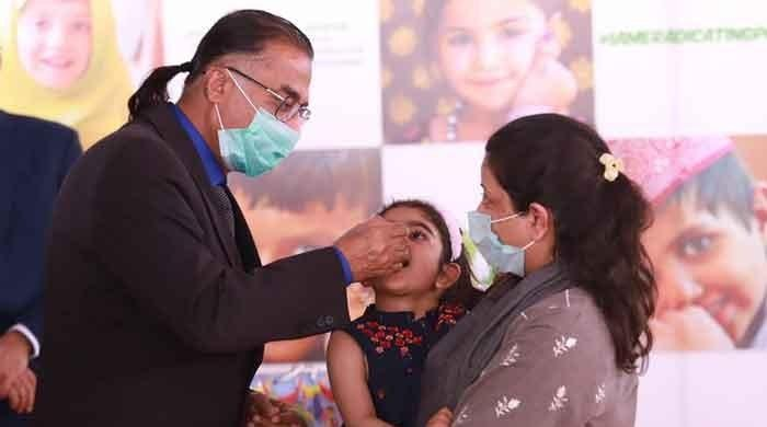 Pakistan to begin Polio vaccination drive from March 29
