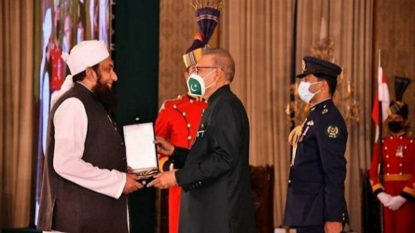 Pakistani stars receive Pride of Performance by the government