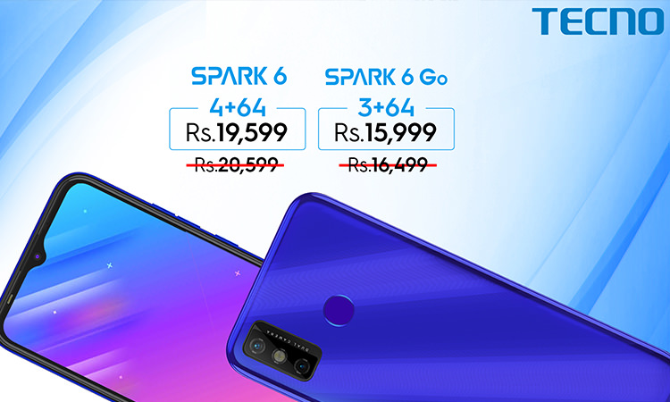 Price reduction! Techno phone Spark 6 Go is now more affordable