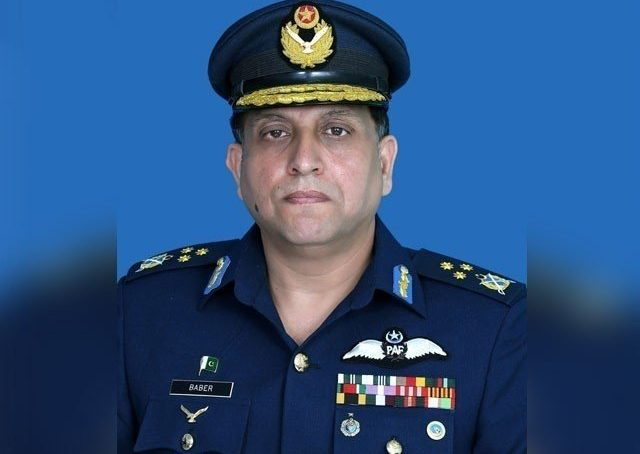 Air Chief Marshal Zaheer Ahmad Baber Sidhu takes over the command of PAF