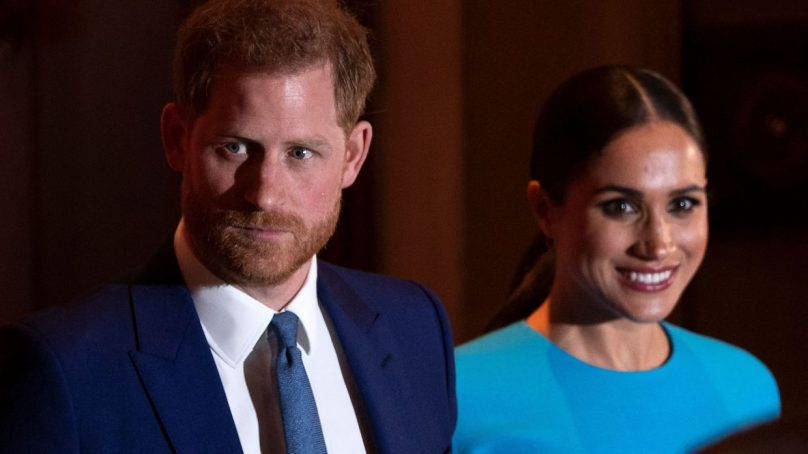 Harry and Meghan to co-chair vaccine benefit concert
