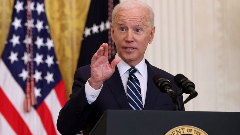Joe Biden plans to remove US troops from Afghanistan by 11.9.2021