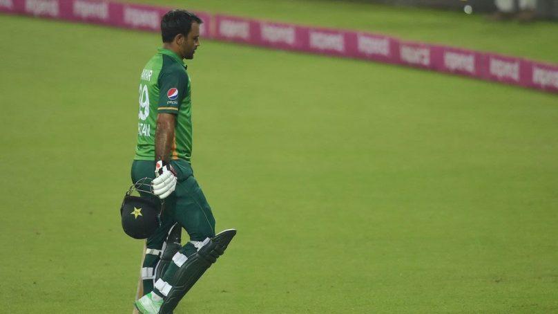Pak vs SA: Fakhar Zaman wins everyone hearts