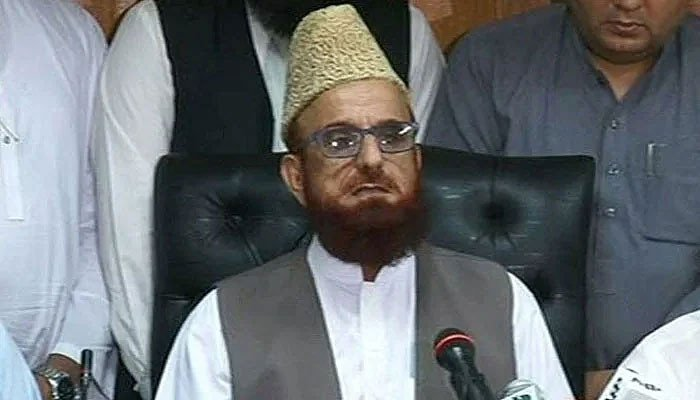 Mufti Muneeb-ur-Rehman declares shutter-down strike today