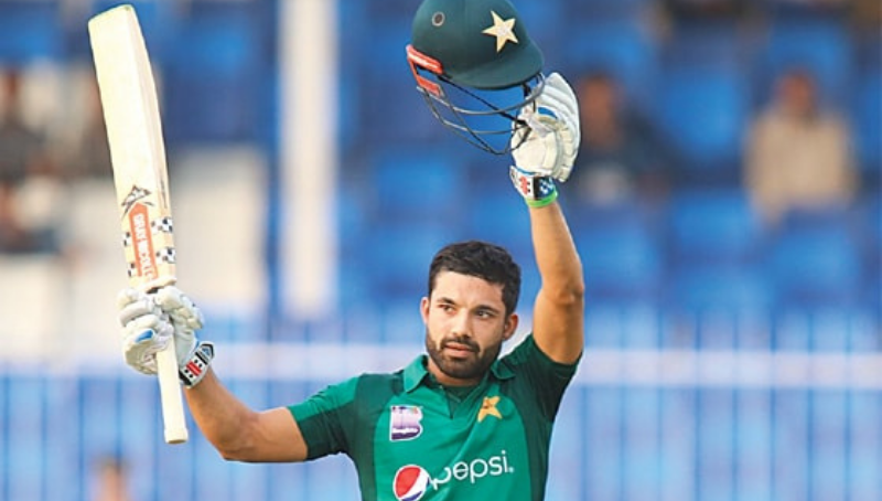 Mohammad Rizwan features in Wisden's Five Cricketers of the Year