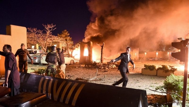 Quetta blast: Who is not happy with peace in Pakistan?