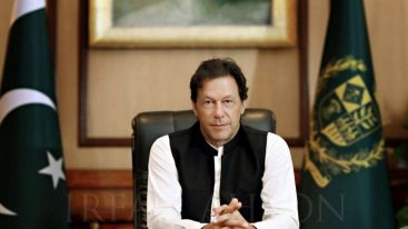 Imran Khan asks the country to help combat inflation and corruption